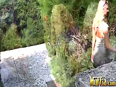 Wetplace - Blonde molly cavalli w...