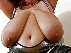Thumb: Huge boobs mature sexy...