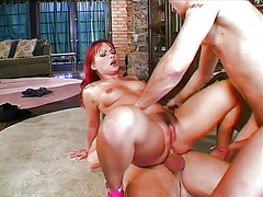 WinPorn Movie:Two couples get bored and fuck...