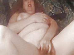 Redhead Mom self mastu... - Private Home Clips