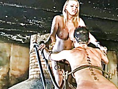 Xhamster - Punishment in a barn