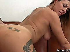 Redtube Movie:Tattooed butt amateur anal fuc...