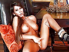 Madison ivy with big b... video