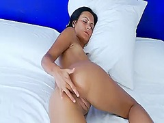 Thumbmail - Adria wants this anal ...
