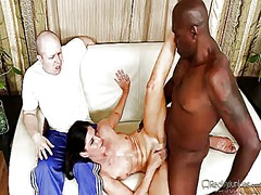 India summer gets her mout... - 05:30