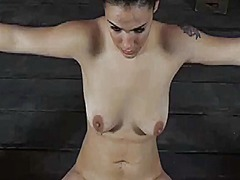 Ah-Me Movie:Opening up beautys pussy lips