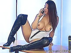 Sophie parker bends ov... video