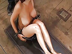 Ah-Me Movie:Ferocious whipping for beauty
