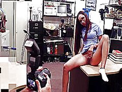 Redtube - Real nurse in pawn sho...