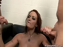Monica mayhem is a tug... video