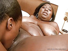 See: Chubby ebony babes lux...