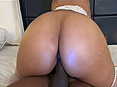 Xhamster Movie:Big booty on black cock