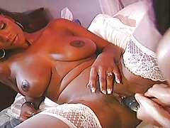 WinPorn Movie:Alluring black babes hook up o...