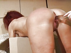 WinPorn Movie:Busty redhead milf and stacked...