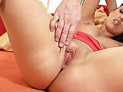 busty, tits, big, babe, pussy, gaping, spreading, brunette, boobs, open