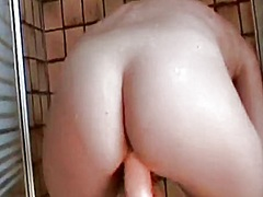 wife shower mast with ... video