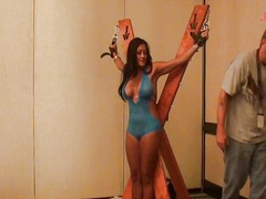 Xhamster Movie:Maxine x dominated live at fet...