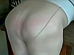 spanking, caning, pain, subbed