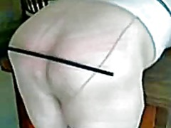 pain, flogging, subbed, punishment, ass, caning, bdsm, nylons