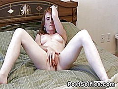 Sexy horny girl solo m... video