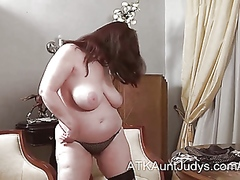 mature hairy bbw 2 video