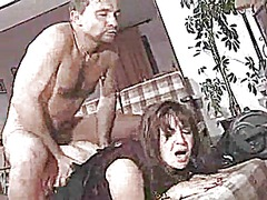 Italian milf anal in s... video