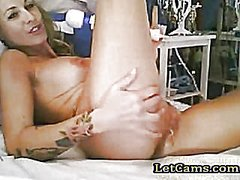 toys, webcam, girls, masturbation, blonde