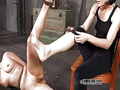 Thumb: Hot slave delights wit...