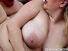 Thumb: Sadistic fat girls fuc...