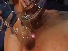 Tube8 - Extreme toying with br...