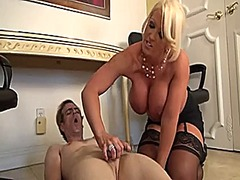 Cougar handjob #9 (the therapist)