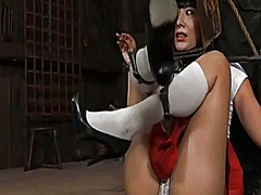 Ah-Me Movie:Hard toy for beautys anal canal