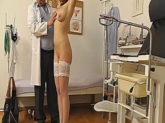 gyno, spy, vaginal, clinic, fetish, vagina