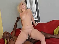 interracial, babe, blonde,