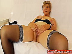 See: Orgastic wife playing ...