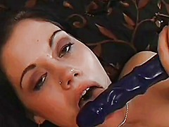 WinPorn Movie:Fine brunette bitches make eac...