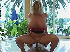 See: Busty blonde gets fucked