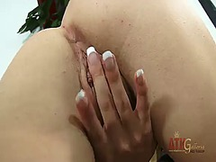 Wetplace Movie:Blonde asian hailey holiday ru...