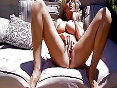 Blonde tanya tate with... - PinkRod