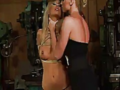 Hotshame Movie:Blonde kathia nobili with huge...