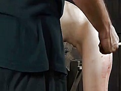 Ah-Me Movie:Intensive torment for slaves