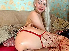 Golden-Haired Hotty Fi... video