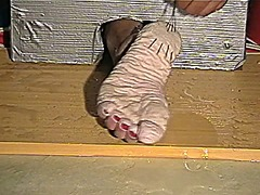 Xhamster Movie:Foot torture (2)