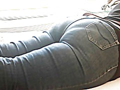 Thumb: Belted on jeans revisited