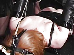 WinPorn Movie:Helplessly bound crossdresser ...