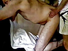 Strapon for owned guy hard pegging by...