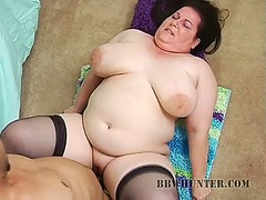Great fuck with fattie