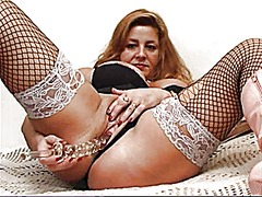 Another pretty plump m... from Xhamster