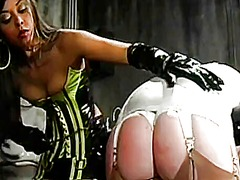 WinPorn Movie:Dominating mistress ties up ti...