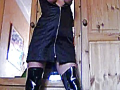 Male dom, tied & teased - 06:30